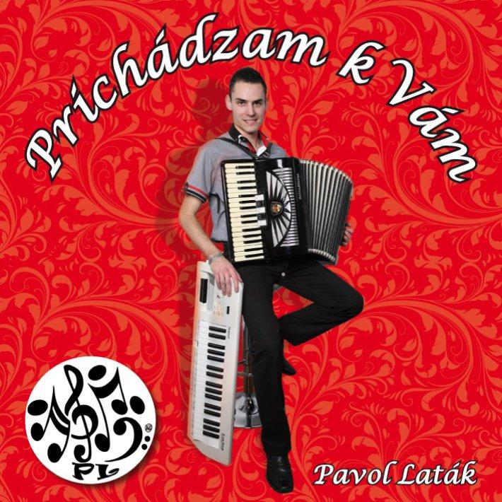 CD ALBUM PRICHÁDZAM K VÁM (2016)