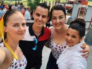 Sestry Bacmaňákové & Miška Hergotová